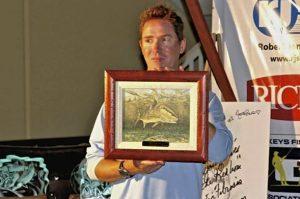 Largest Redfish Award