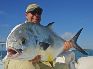 Permit put up a great fight and are worth the wait and work for a glory shot like this! What a whopper!