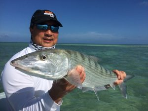 Hefty Islamorada bonefish